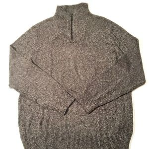 Calvin Klein Sweaters - NWT MENS CALVIN KLEIN'S QUARTER ZIP PULLOVER